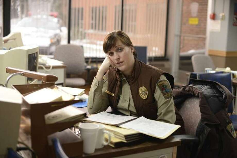 Allison Tolman as Molly Solverson. Photo: Chris Large, FX / Copyright 2014, FX Networks. All rights reserved.