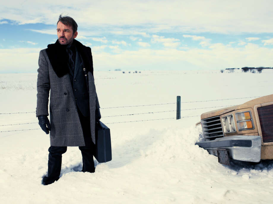 Billy Bob Thornton as Lorne Malvo Photo: Chris Large, FX / Copyright 2014, FX Networks. All rights reserved.