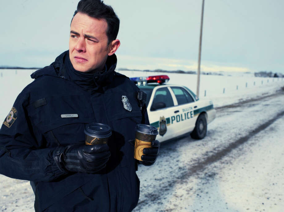 Colin Hanks as Gus Grimley Photo: Chris Large, FX / Copyright 2014, FX Networks. All rights reserved.