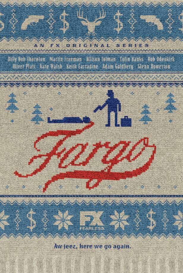 "Art from the new ""Fargo"" TV miniseries. Keep clicking to see images from the original ""Fargo"" film, which was released in 1996. Photo: Chris Large, FX / Copyright 2014, FX Networks. All rights reserved."