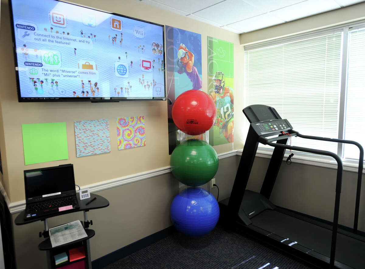 The newly opened Select Physical Therapy at 2 Ivy Brook Road in Shelton, Conn. on Thursday, April 10, 2014.