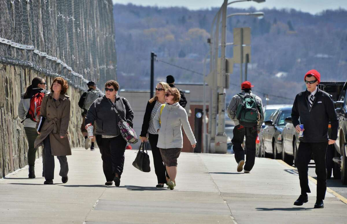 Albany County averaged 1.32 pedestrian deaths per 100,000 residents between 2008-12. Source: Smart Growth America.