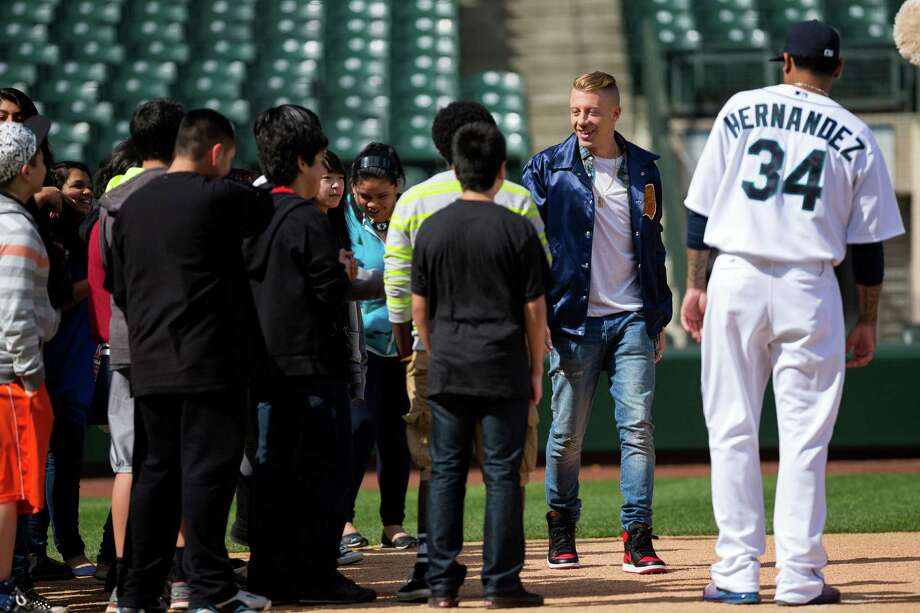 A group of Seattle area middle school students were in for a surprise 