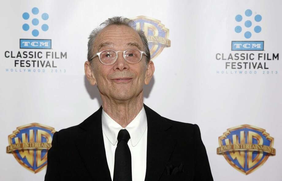 "Actor Joel Grey attends the ""Cabaret"" 40th anniversary screening, at the Ziegfeld Theatre on Thursday, Jan. 31, 2013 in New York. (Photo by Andy Kropa/Invision/AP) Photo: Andy Kropa / Invision"