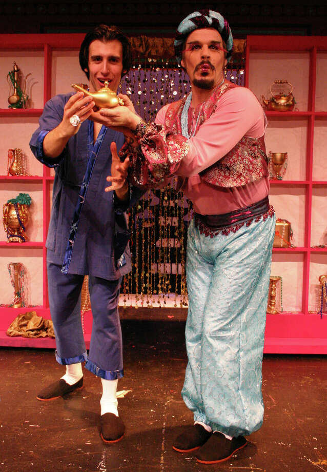 "The Downtown Children's Theatre, of Bridgeport, presents ""Aladdin"" this Saturday. Find out more.  Photo: Contributed Photo, Contributed Photo / Connecticut Post Contributed"