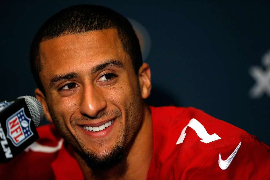 Colin Kaepernick Photo: Scott Halleran, Getty Images