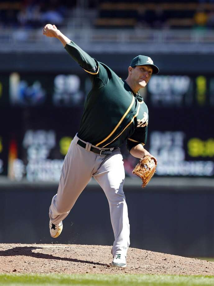 Jim Johnson saved 101 games in 2012 and '13 with Baltimore but lasted just 1 1/2 weeks as the A's closer. Photo: Bruce Kluckhohn, Reuters