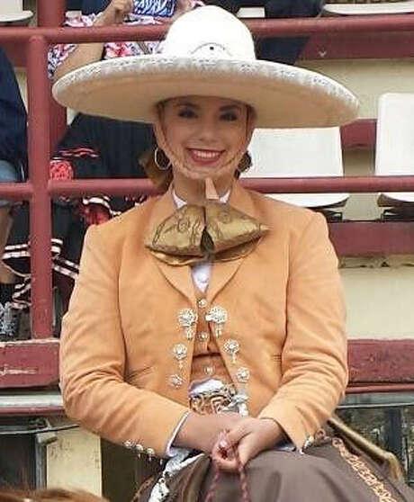 Charro Queen Gabriela Sofia Gonzalez