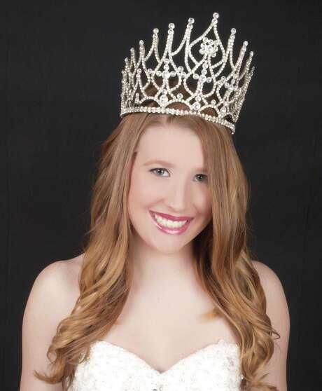 Fiesta Teen Queen Mallory Rae Mulder