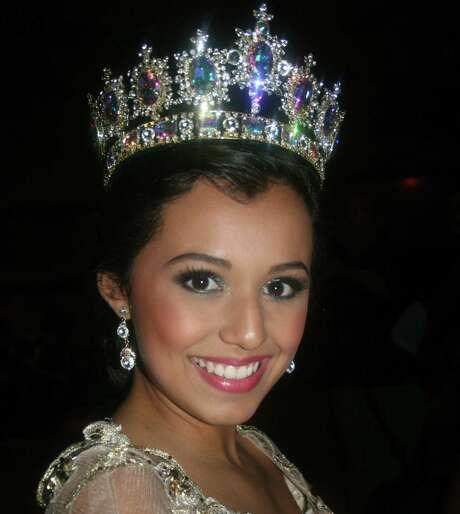 Reina de la Feria de las Flores Marisol R. Garza / San Antonio Express-News