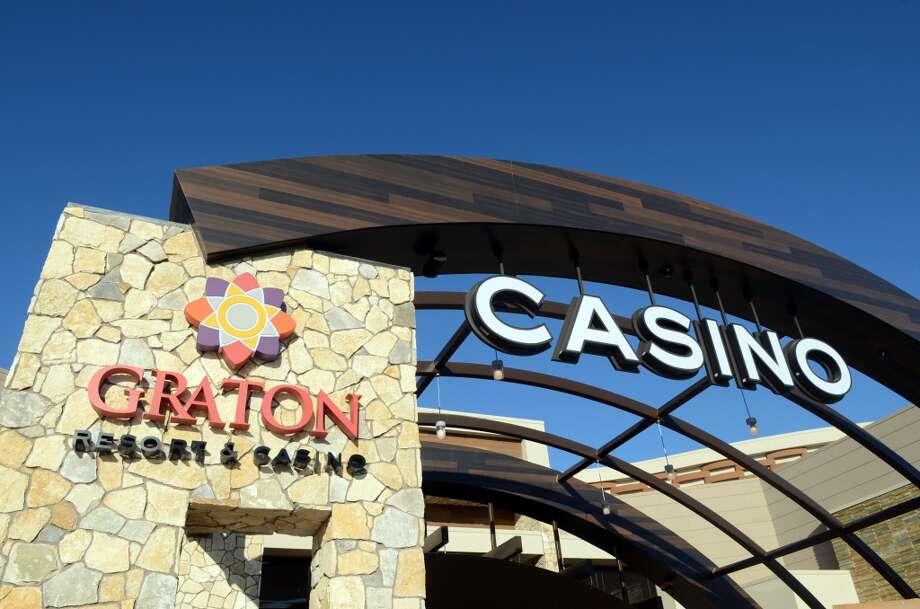 Graton Resort and Casino in Rohnert Park.