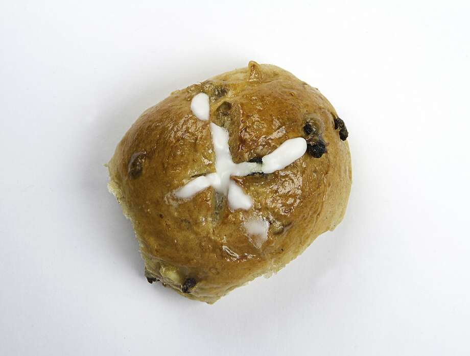 An Easter tradition: fresh-baked hot cross buns Photo: Paige Hermreck, Special To The Chronicle
