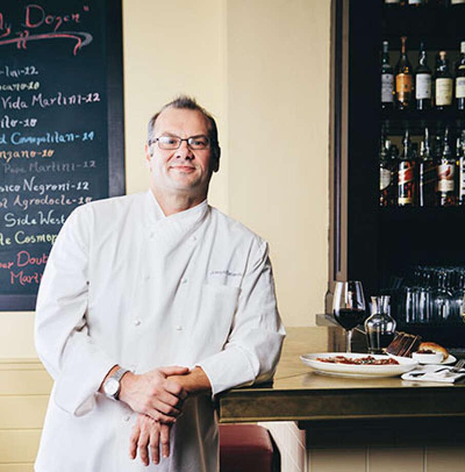 Chef Joseph Panarello Photo: Shannon McIntyre Photography