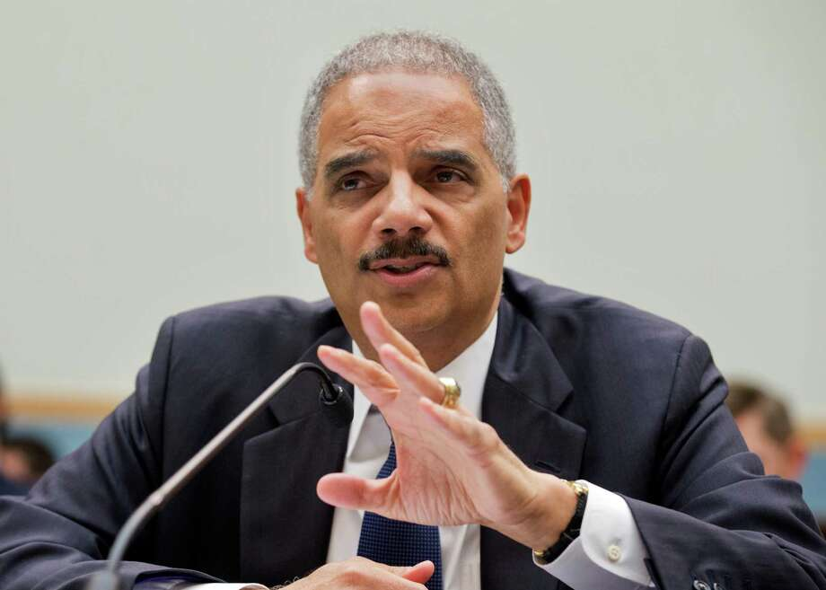 "Name: Impeaching Eric H. Holder Jr., Attorney General of the United States, for high crimes and misdemeanors.Date: Nov. 14, 2013Sponsor: Rep. Pete Olsen, R-TexasPurpose: Would hold Holder accountable for refusing to ignore a subpoena regarding the ""Fast and the Furious"" scandal and failing to enforce several laws, including the Defense of Marriage Act and Controlled Substances Act.Source: Govtrack.us Photo: Manuel Balce Ceneta, STF / AP"