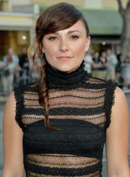 Actress Briana Evigan Note: Alleged video and photos were reportedly released Friday, Sept. 26 on 4chan/Reddit. The star has made no comment. Photo: Michael Buckner, Getty Images / 2014 Getty Images