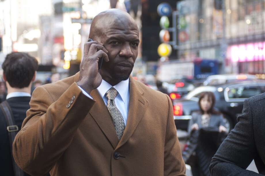 "Terry Crews in a scene from ""Draft Day."" Photo: Dale Robinette, Associated Press"