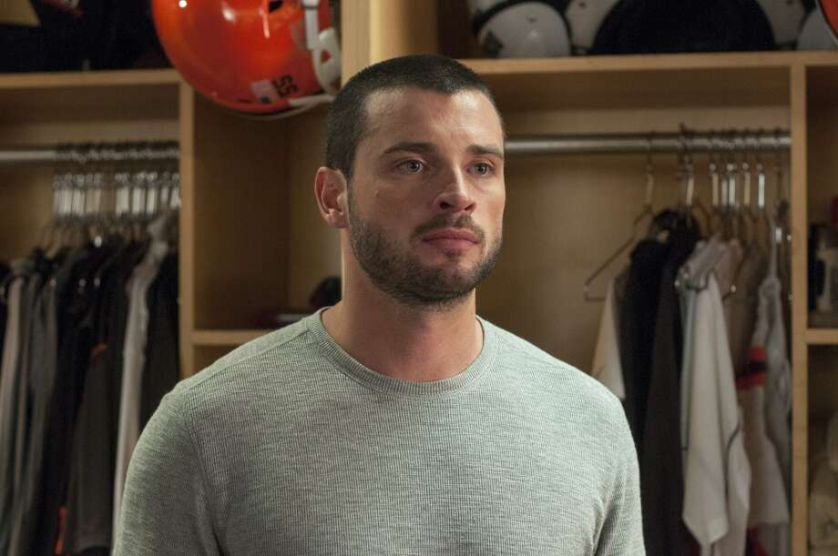"Tom Welling in a scene from ""Draft Day."" Photo: Dale Robinette, Associated Press"