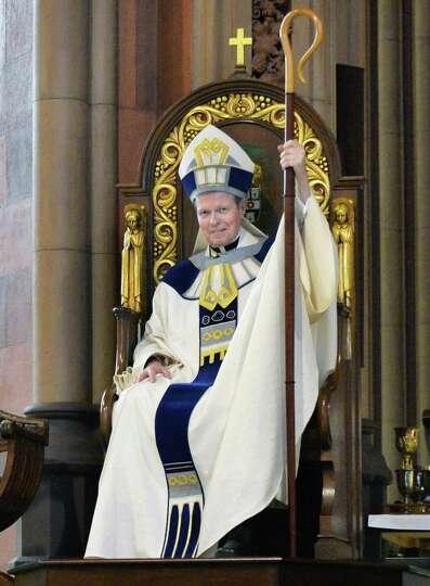 Bishop Scharfenberger's after dinner speech last night at the ...