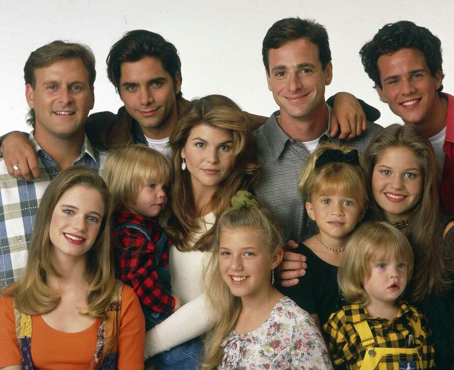 Here's the gang, in all of their cheesy 1990's glory. Photo: ABC Photo Archives, Getty / 2010 American Broadcasting Companies, Inc.