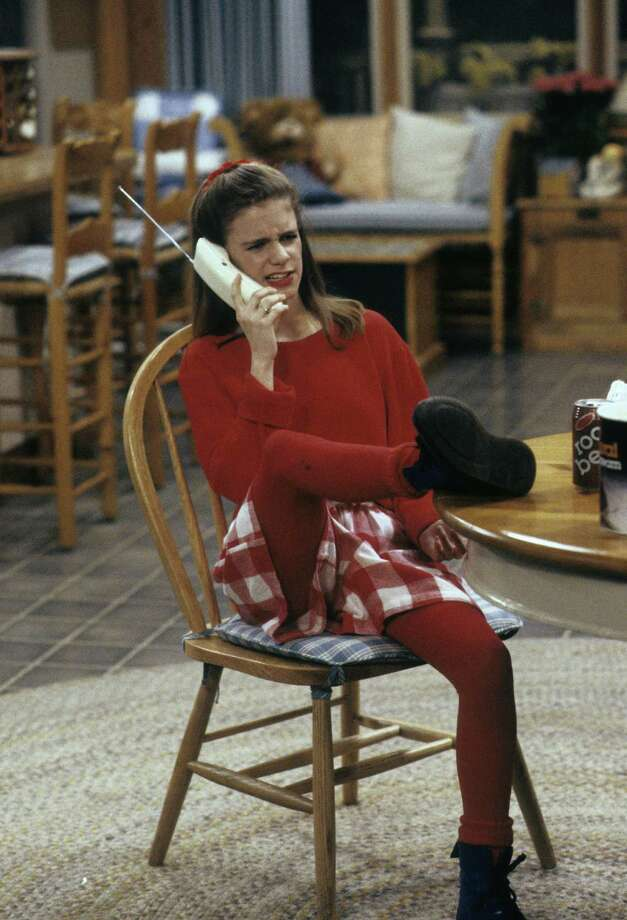 Kimmy Gibbler and her smelly feet were played by Andrea Barber. She was in love with Uncle Jesse and annoyed everyone. Photo: ABC Photo Archives, Getty / 2010 American Broadcasting Companies, Inc.