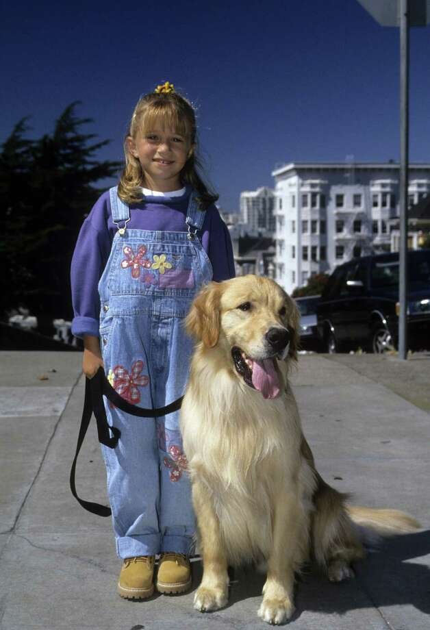 Comet played the lovable and remarkably obedient pooch in the crowded house. He was played by golden retriever Buddy. Photo: ABC Photo Archives, Getty / 2010 American Broadcasting Companies, Inc.