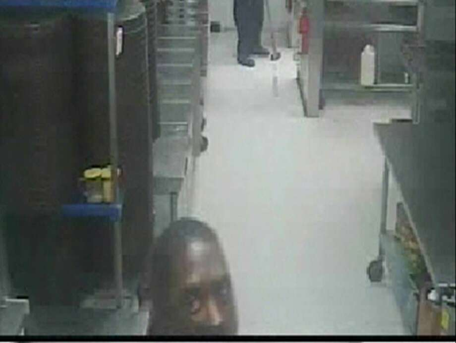Surveillance photo Photo: HPD