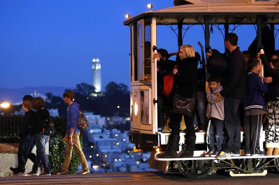 No. 25: San Francisco, United States Photo: Michael Short, The Chronicle