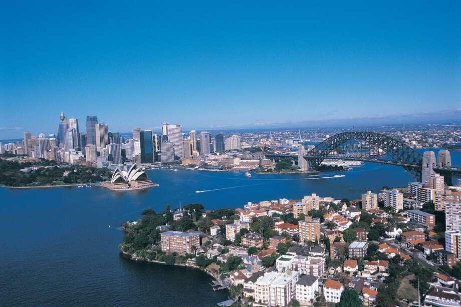 No. 22: Sydney, Australia Photo: PRN