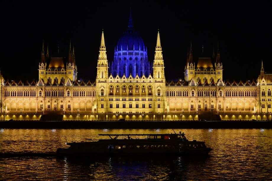 No. 21: Budapest, Hungary Photo: ATTILA KISBENEDEK, AFP/Getty Images