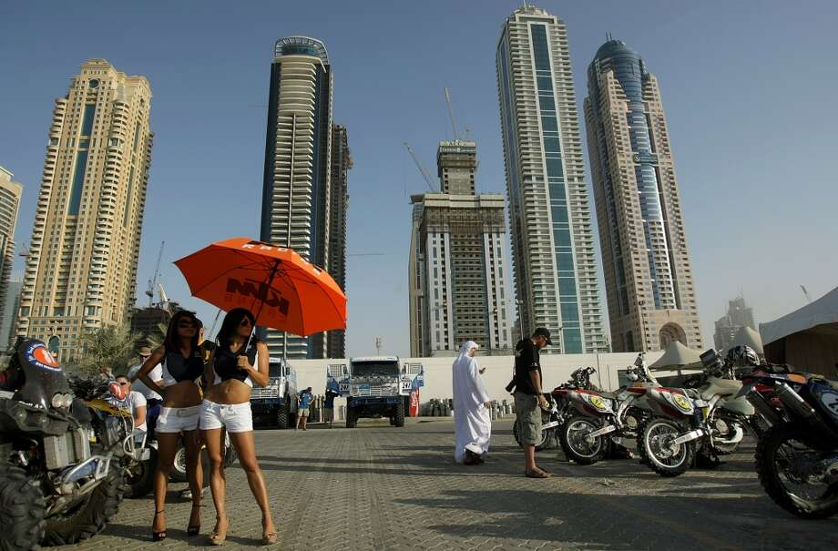 No. 17: Dubai, United Arab Emirates Photo: MARWAN NAAMANI, AFP/Getty Images
