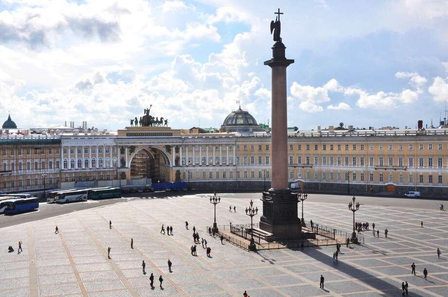 No. 16: St. Petersburg, Russia Photo: Cameron Hewitt, Rick Steves' Europe