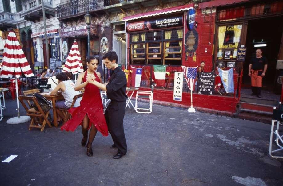 No. 14: Buenos Aires, Argentina Photo: James Sparshatt, © James Sparshatt/Corbis
