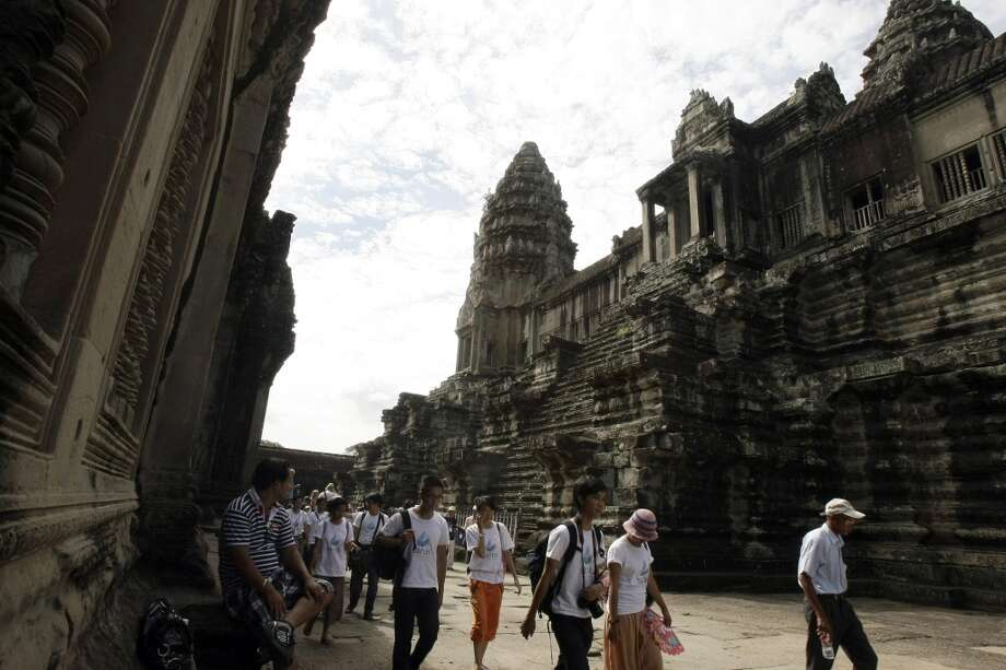 No. 9: Siem Reap, Cambodia Photo: Heng Sinith, Associated Press