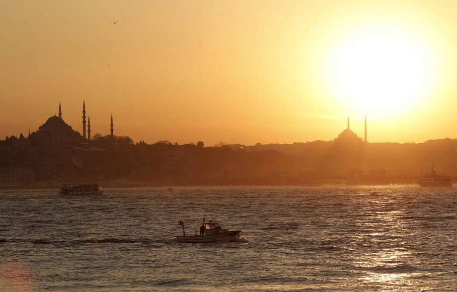 TripAdvisor's Traveler's Choice Awards for the world begins with Istanbul, Turkey at No. 1. Photo: OSMAN ORSAL, Reuters