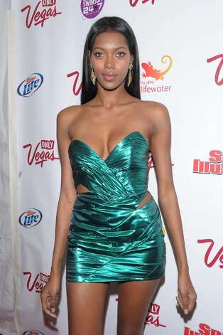NEW YORK - FEBRUARY 09:  Model Jessica White attends the Sports Illustrated Swimsuit 24/7: New York Launch Party at Provocateur at The Hotel Gansevoort on February 9, 2010 in New York City.  (Photo by Michael Loccisano/Getty Images for Sports Illustrated) *** Local Caption *** Jessica White Photo: Michael Loccisano, Getty Images For Sports Illustra / 2010 Getty Images