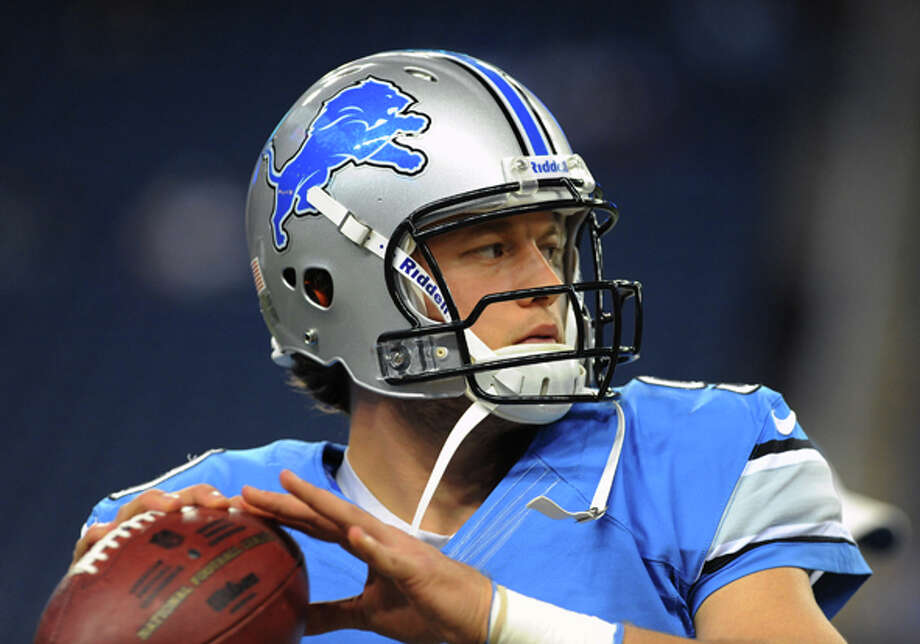 No. 6 – Matthew StaffordQuarterback | Detroit Lions$31.5 million Photo: Al Messerschmidt, Getty Images / 2012 Getty Images