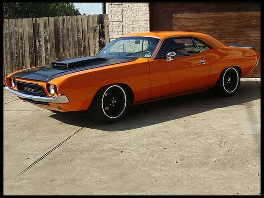 1973 Dodge Challenger Pro Touring Photo: Courtesy Of Mecum Auctions