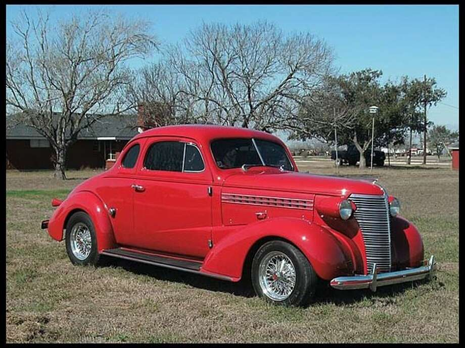 1938 Chevrolet Business Coupe Photo: Courtesy Of Mecum Auctions