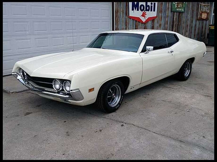1970 Ford Torino Photo: Courtesy Of Mecum Auctions