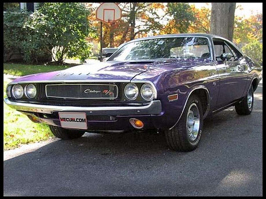1974 Dodge Challenger Photo: Courtesy Of Mecum Auctions