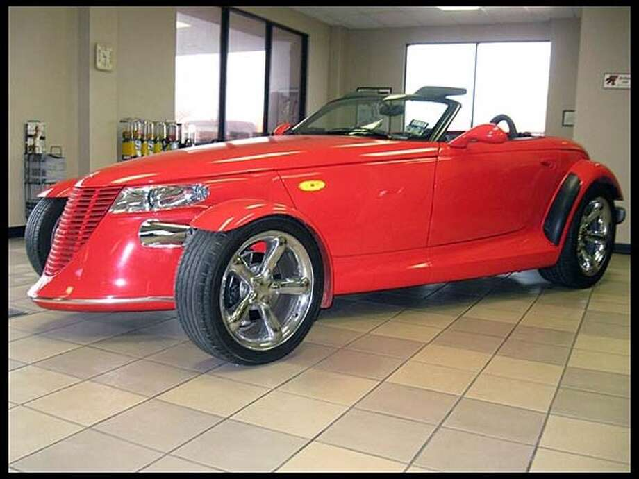 1999 Plymouth Prowler Photo: Courtesy Of Mecum Auctions