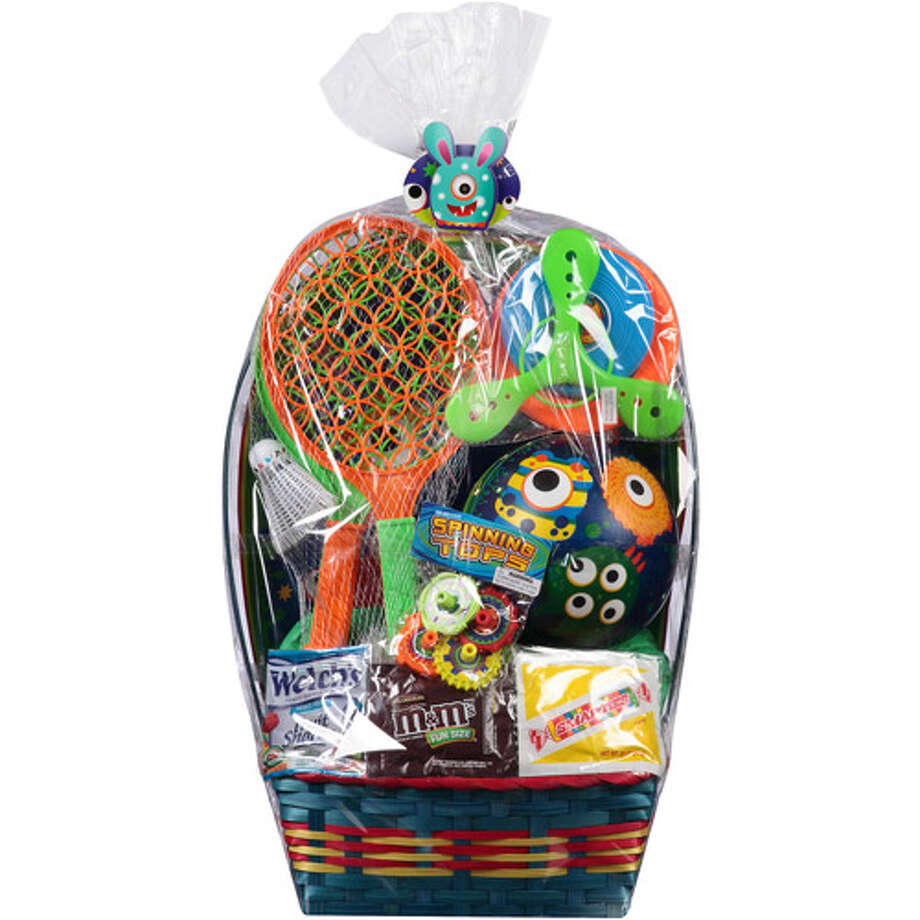 Easter basket (Walmart)