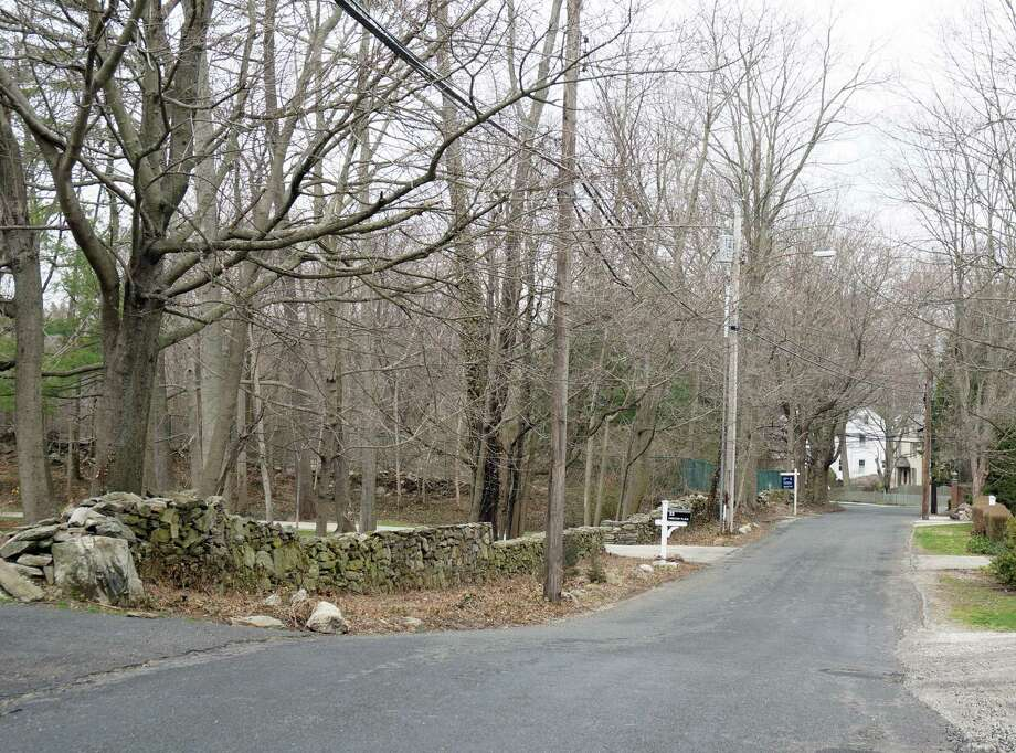 The Town Plan and Zoning Commission approved scenic road status for Chester Place, the same night it voted to send a two-lot subdivision application for 95 Chester Place to a public hearing. Photo: Genevieve Reilly / Fairfield Citizen