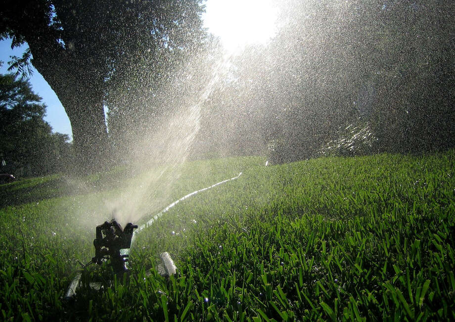 Under Stage 2 water restrictions, landscape watering with an irrigation system, 