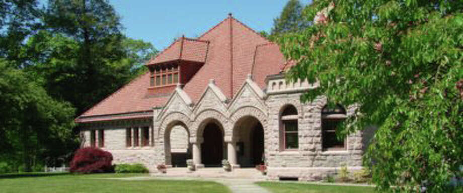 The  Pequot Library building was constructed in 1893 after Frederick Marquand left the property and his fortune to his daughter, Virginia Maqruand Monroe, who founded the library. Photo: Contributed Photo / Fairfield Citizen