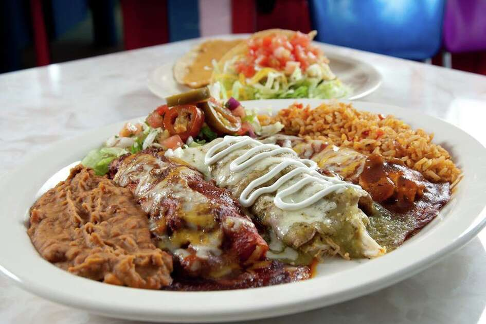 Chuy's Mexican Restaurant in Selma features a variety of dishes that were to the Dining Divas' liking.