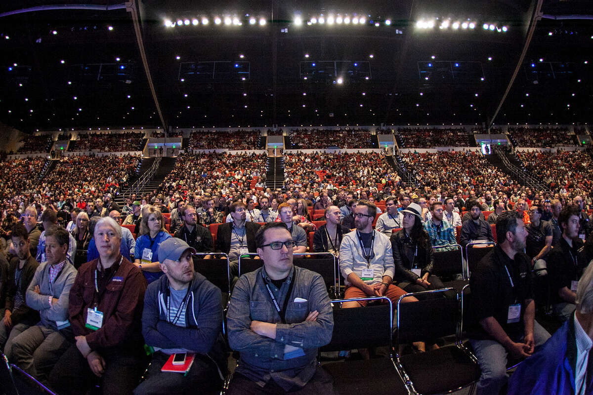 The 2014 Craft Brewers Conference drew a crowd in Denver April 8-11.