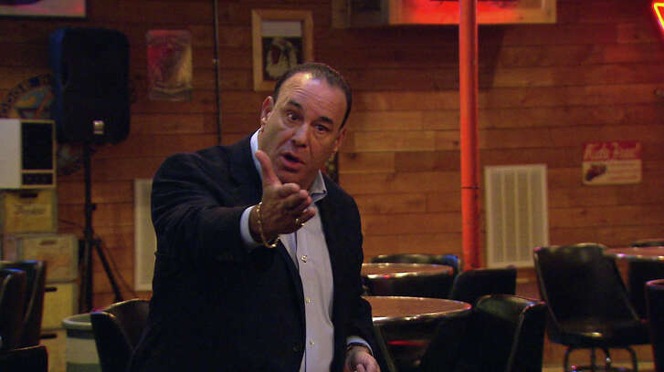 "Jon Taffer, the star of Spike TV's ""Bar Rescue,"" interveens at Bryant's Ice House in Katy."