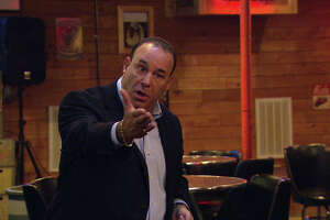 """Jon Taffer, the star of Spike TV's """"Bar Rescue,"""" interveens at Bryant's Ice House in Katy."""