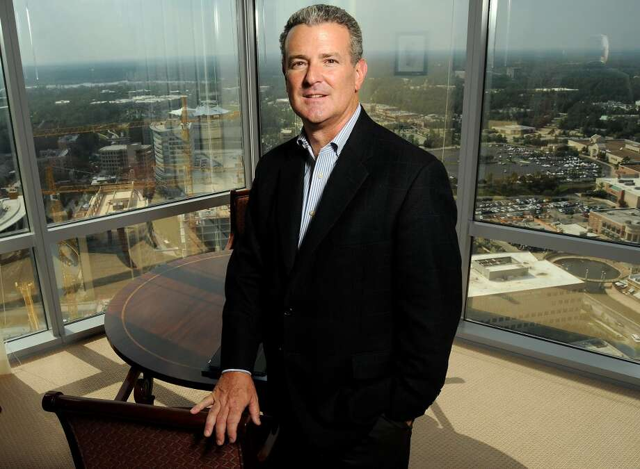 Al Walker CEO of Anadarko  Down 14 percent  2013: $16.9 million 2012: $19.7 million  [Photo: Anadarko CEO Al Walker stands in his Houston office in September 2012.] Photo: Dave Rossman, For The Chronicle